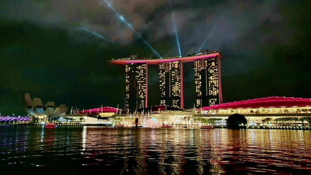 Marina Bay Sands must be in your Perfect 4 Day Singapore Itinerary.