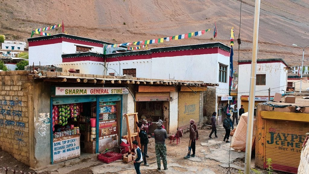 A General Store in Kaza