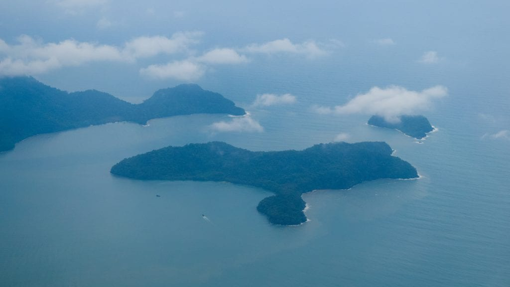 Top view Langkawi Island - 3 days Langkawi Itinerary